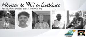 mémoires de 1967 en Guadeloupe