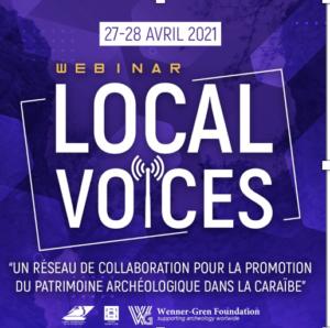 Webinaire local voices