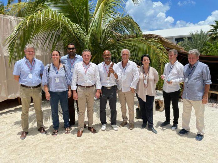 L'UDE-MEDEF Guadeloupe et le MEDEF Saint-Martin renforcent leurs liens !