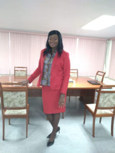 Ms Eletha Stewart-Johnson – a teacher in Social Studies and History at Queens College, Guyana