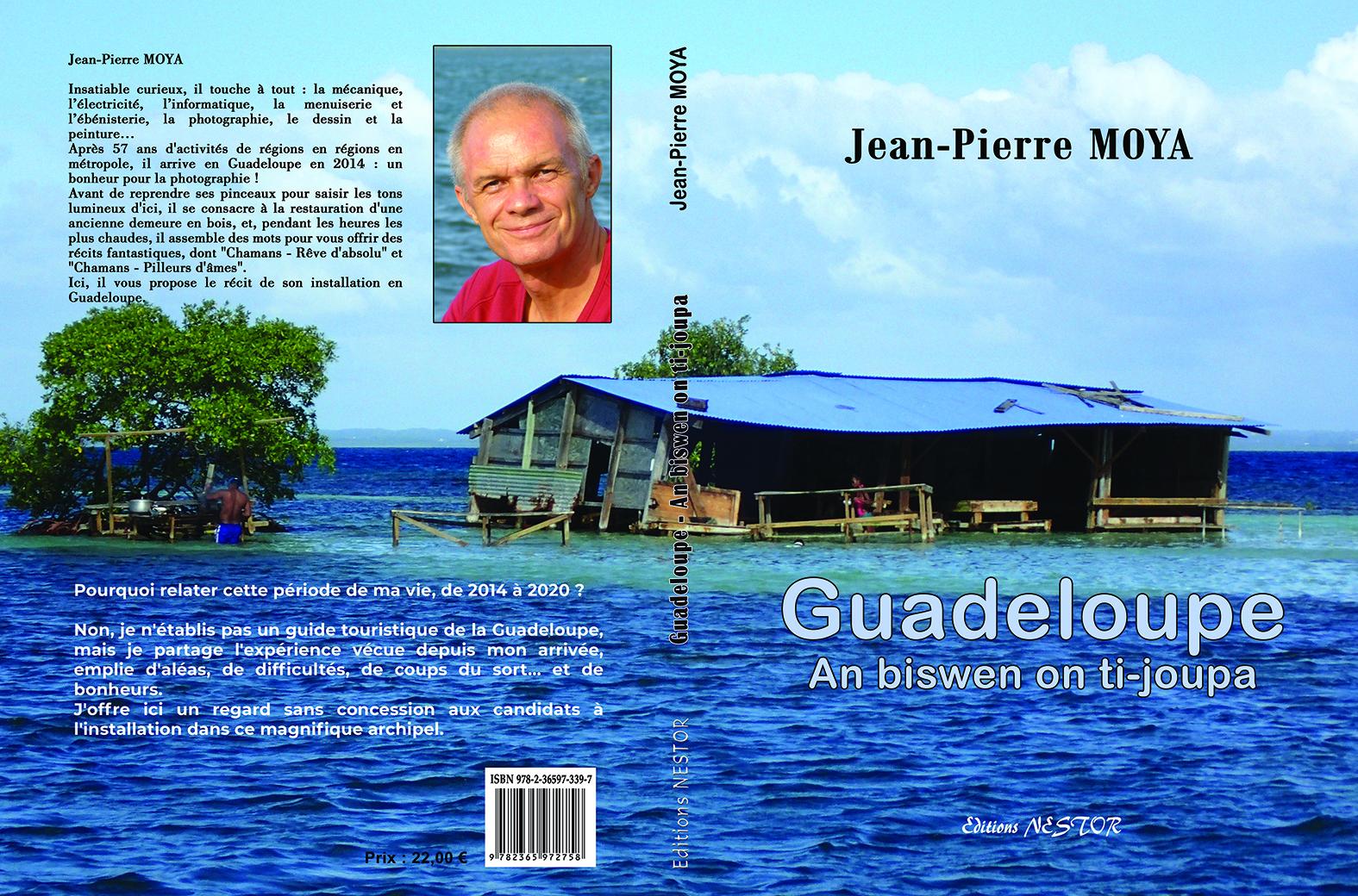 couverture livre Jean Pierre Moya