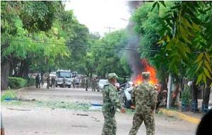 Rejet et doutes sur l'attentat en Colombie