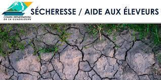 Alerte sécheresse Guadeloupe