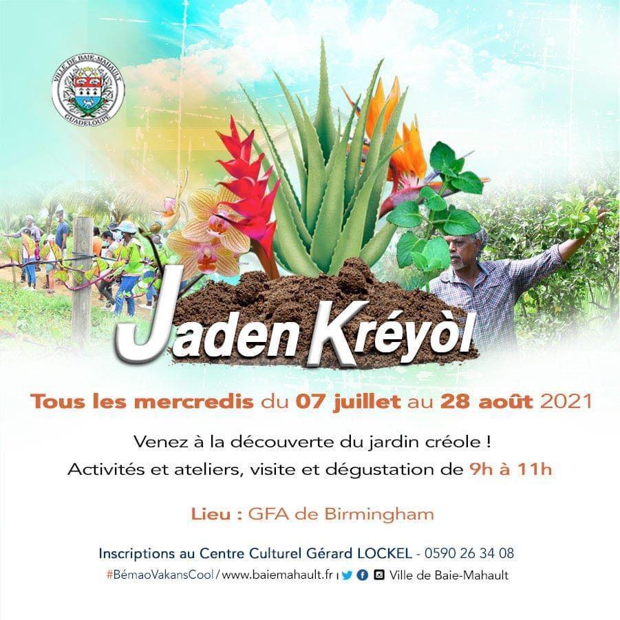 Jaden Kréyol