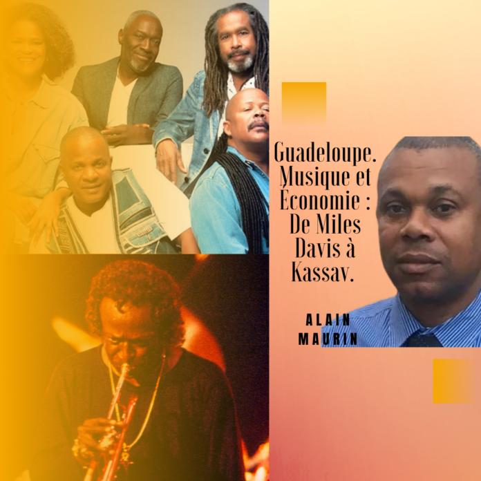 Guadeloupe. Musique de Miles Davis à Kassav
