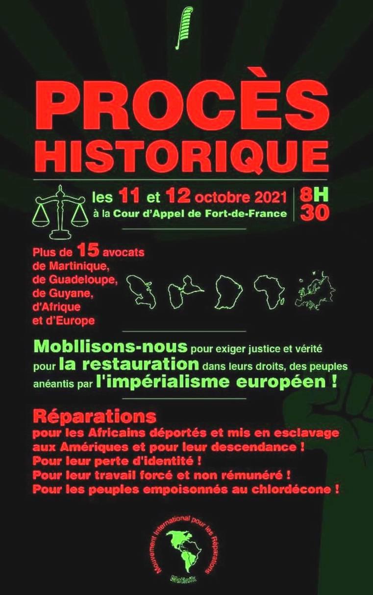 PROCES HISTORIQUE DES REPARATIONS